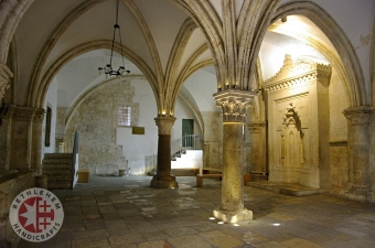 The Cenacle (Room of the last supper), Jerusalem