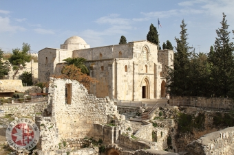 Church of Saint Anne and Pool of Bethesda, Jerusalem