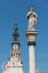 The Monastery of Jasna Gora and the Statue Our Lady of the Immaculate, Czestochowa
