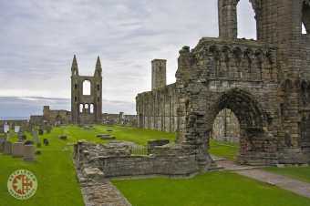 Saint Andrews Cathedral, Fife