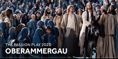 11 Days The Passion Play 2020 - Oberammergau from Denver, CO - July 4 -14, 2020