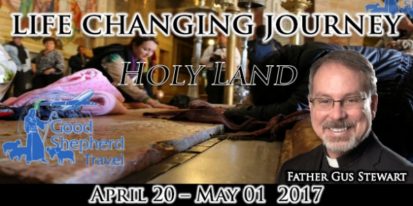 12 Days to the Holy Land - April 20 - May 01, 2017