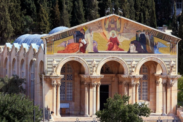13 Days Holy Land and Jordan Pilgrimage