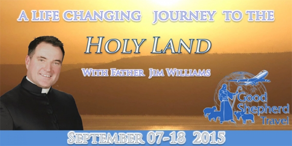 12 Days to the Holy Land - Septemeber 07-18, 2015